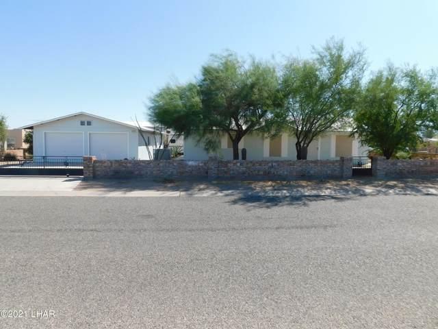 49523 Rainbow Ln, Quartzsite, AZ 85346 (MLS #1018262) :: Coldwell Banker