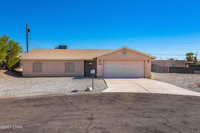 2194 Quail Ln, Lake Havasu City, AZ 86403 (MLS #1018263) :: Coldwell Banker