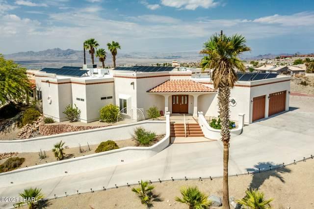3621 Pontchartrain Dr, Lake Havasu City, AZ 86404 (MLS #1018278) :: Realty One Group, Mountain Desert