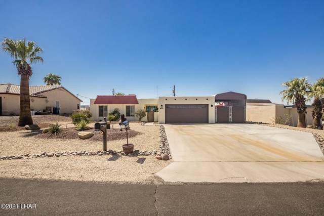 881 Revere Dr, Lake Havasu City, AZ 86406 (MLS #1018280) :: Coldwell Banker
