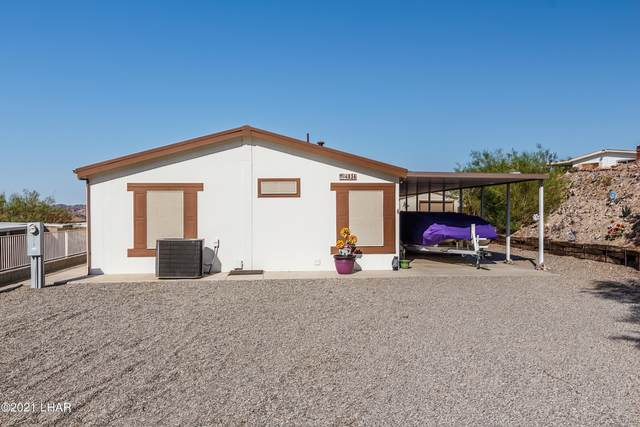 4836 Trade Winds W, Parker, AZ 85344 (MLS #1018291) :: Local Realty Experts