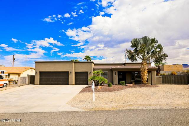 2257 Chaparral Dr, Lake Havasu City, AZ 86403 (MLS #1018298) :: Local Realty Experts
