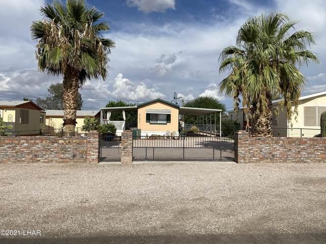27633 Frame Ave, Bouse, AZ 85325 (MLS #1018368) :: Realty One Group, Mountain Desert