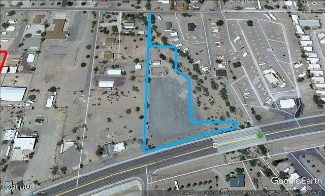 510 W Main St, Quartzsite, AZ 85346 (MLS #1018406) :: The Lander Team