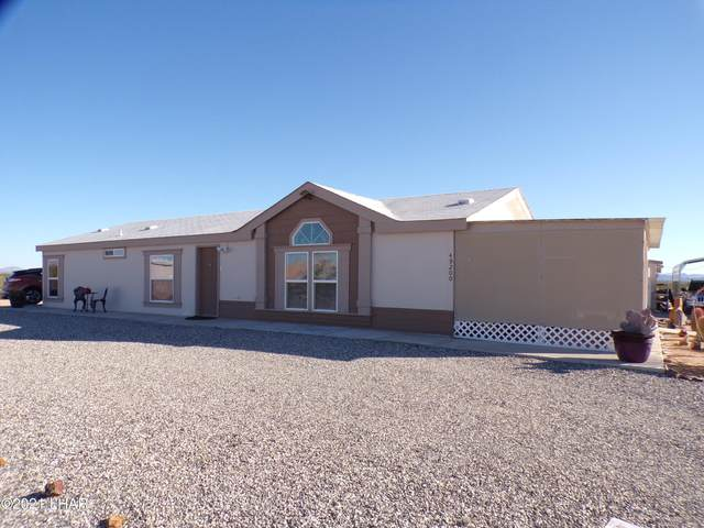 49200 Granite View St, Bouse, AZ 85325 (MLS #1018410) :: The Lander Team