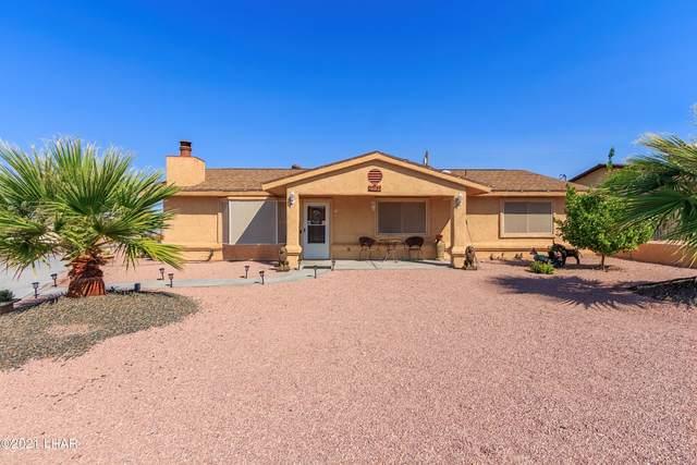 2701 Cisco Dr N, Lake Havasu City, AZ 86403 (MLS #1018468) :: Lake Havasu City Properties