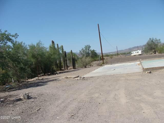 1155 E Mockingbird, Quartzsite, AZ 85346 (MLS #1018490) :: Local Realty Experts