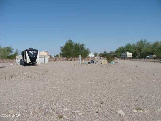165 N Targa Trail, Quartzsite, AZ 85346 (MLS #1018494) :: Realty One Group, Mountain Desert