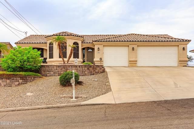 375 Buckskin Dr, Lake Havasu City, AZ 86404 (MLS #1018499) :: Realty One Group, Mountain Desert