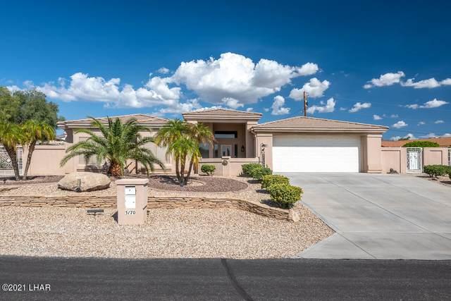 3170 Hunt Ct, Lake Havasu City, AZ 86404 (MLS #1018500) :: Realty One Group, Mountain Desert