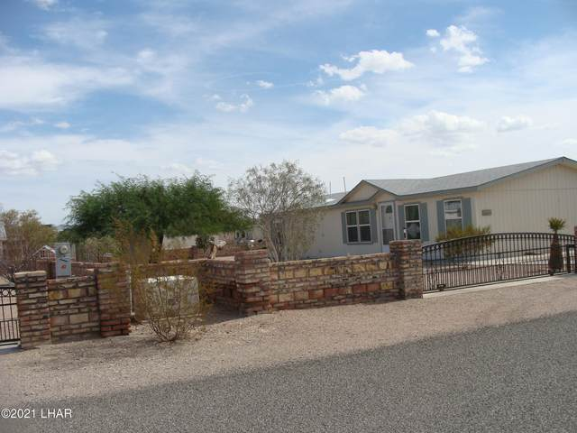 49727 Rainbow Dr, Quartzsite, AZ 85346 (MLS #1018508) :: Realty One Group, Mountain Desert