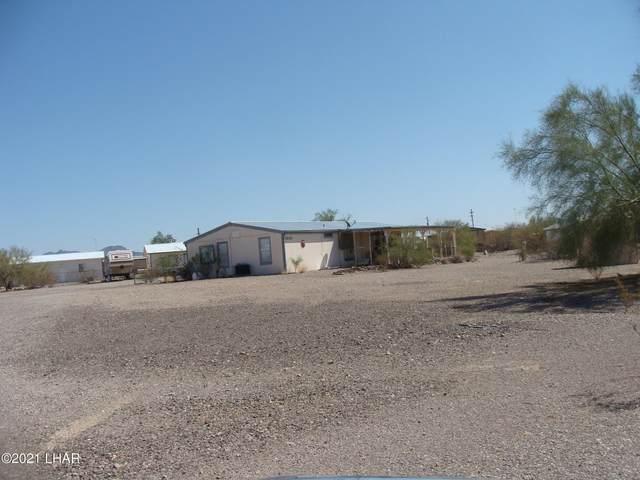 52321 Century Dr, Quartzsite, AZ 85346 (MLS #1018513) :: Realty One Group, Mountain Desert