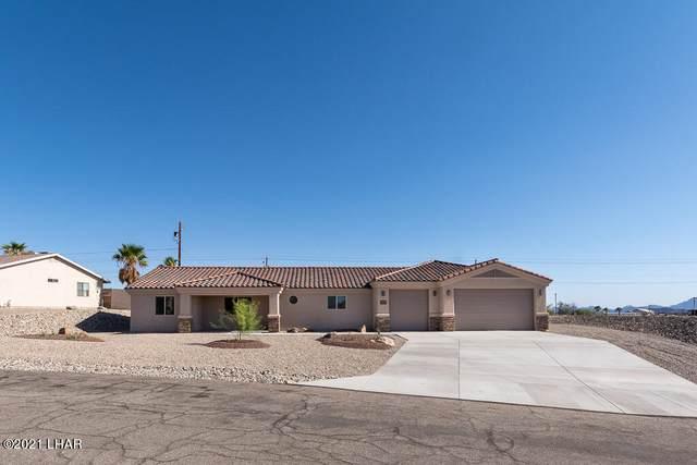 3600 El Dorado Ave N, Lake Havasu City, AZ 86406 (MLS #1018520) :: Lake Havasu City Properties