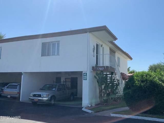 1707 Los Lagos Dr, Lake Havasu City, AZ 86403 (MLS #1018521) :: Lake Havasu City Properties