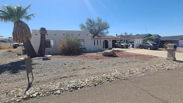 2770 Widgeon Ln, Lake Havasu City, AZ 86403 (MLS #1018530) :: The Lander Team