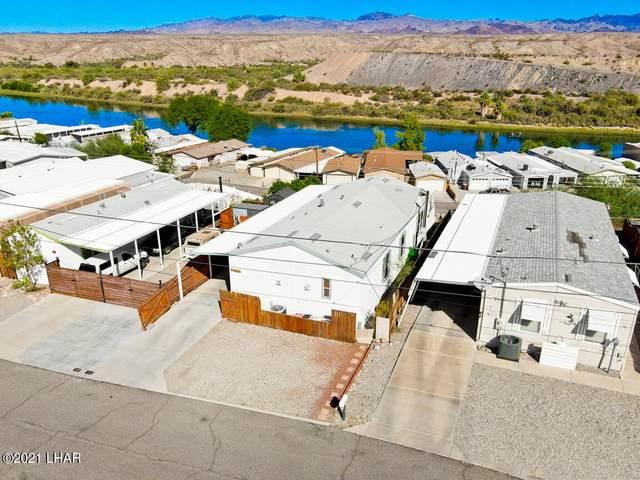 490 Bluewater Dr, Parker, AZ 85344 (MLS #1018562) :: Realty One Group, Mountain Desert