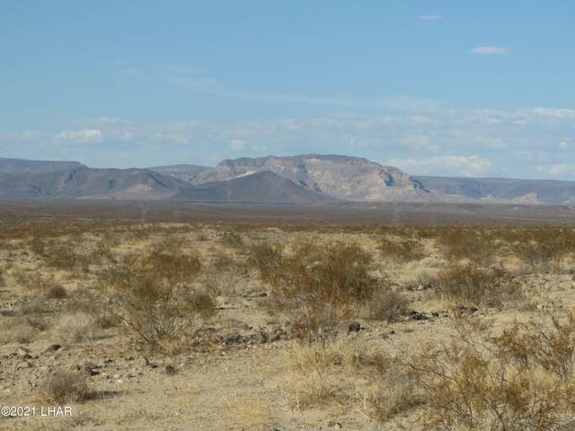00 Off Of Polaris Road, Topock, AZ 86436 (MLS #1018575) :: Local Realty Experts