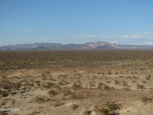 02 Off Of Polaris Road, Topock, AZ 86436 (MLS #1018577) :: Local Realty Experts