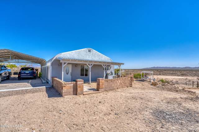 16484 S Hillery Ave, Yucca, AZ 86438 (MLS #1018578) :: Realty One Group, Mountain Desert