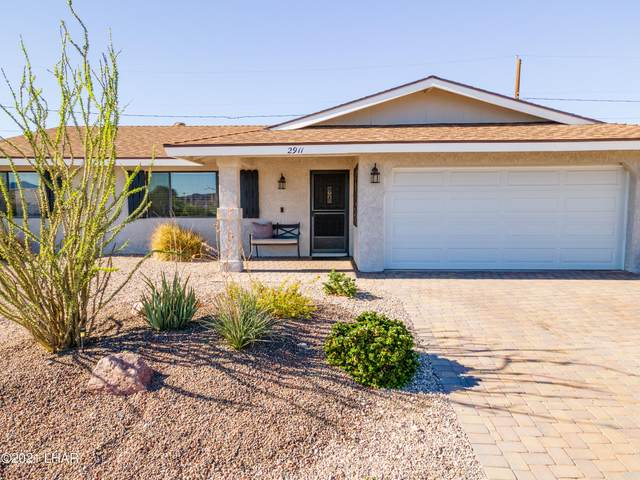 2911 War Eagle Dr, Lake Havasu City, AZ 86406 (MLS #1018580) :: Realty One Group, Mountain Desert