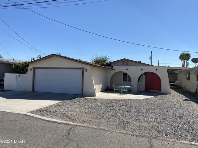 403 N Moonlight Dr, Parker, AZ 85344 (MLS #1018585) :: Realty One Group, Mountain Desert