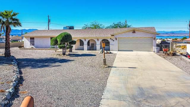 775 Poseidon Pl, Lake Havasu City, AZ 86404 (MLS #1018591) :: Realty ONE Group