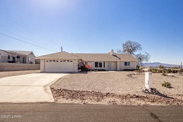 3450 Regal Dr, Lake Havasu City, AZ 86404 (MLS #1018596) :: Realty ONE Group