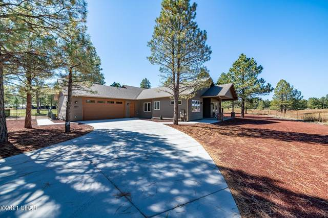2927 W Brookhollow Dr, Williams, AZ 86046 (MLS #1018606) :: Local Realty Experts