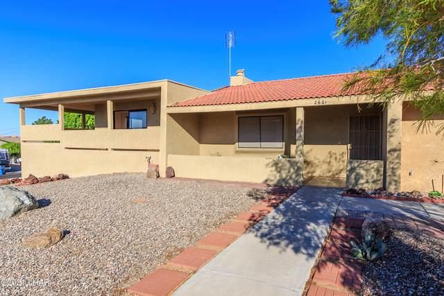 2601 Beverly Glen Dr, Lake Havasu City, AZ 86403 (MLS #1018608) :: Local Realty Experts