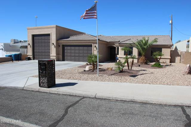 2851 Saratoga Ave, Lake Havasu City, AZ 86406 (MLS #1018617) :: Local Realty Experts