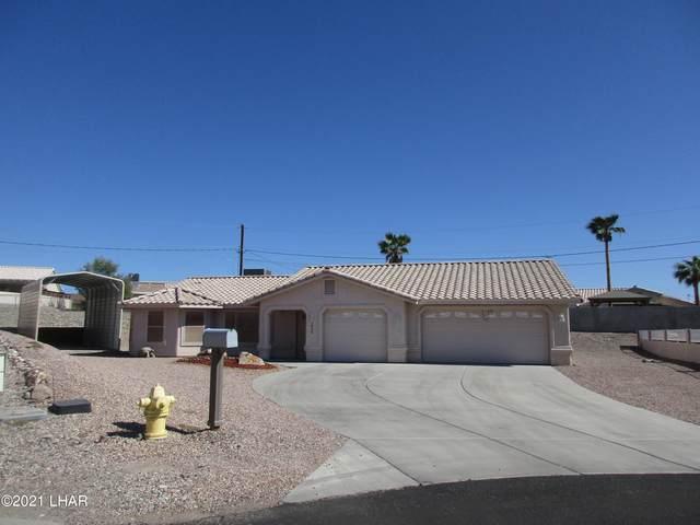 1050 Paiute Pl, Lake Havasu City, AZ 86406 (MLS #1018631) :: Lake Havasu City Properties