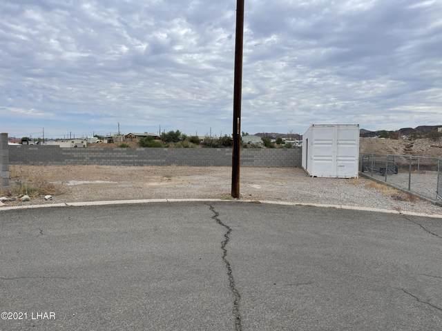 31552 Crystal Cir, Parker, AZ 85344 (MLS #1018635) :: Local Realty Experts