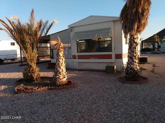 765 W Falcon Dr, Quartzsite, AZ 85346 (MLS #1018654) :: Local Realty Experts