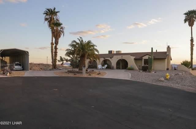 3694 Yazoo Cir, Lake Havasu City, AZ 86404 (MLS #1018660) :: Local Realty Experts