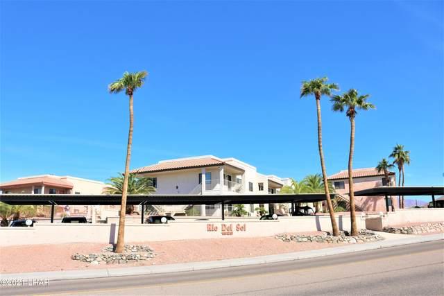 1989 Mesquite Avenue #33, Lake Havasu City, AZ 86403 (MLS #1018672) :: Lake Havasu City Properties