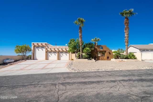 3829 Yonder Drive Dr, Lake Havasu City, AZ 86406 (MLS #1018683) :: Local Realty Experts