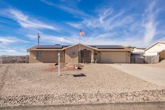 3295 Baysinger Dr, Lake Havasu City, AZ 86406 (MLS #1018684) :: Local Realty Experts