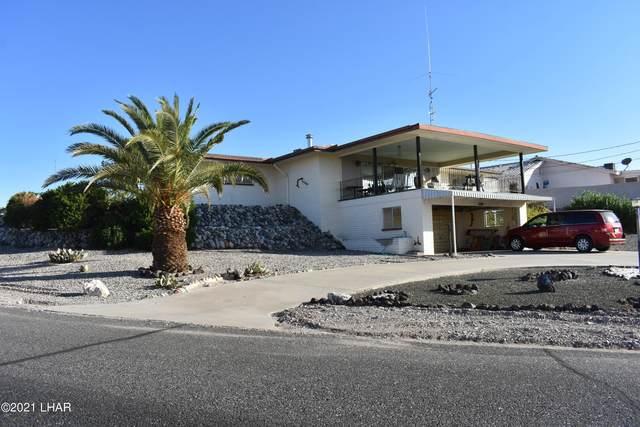 3400 Roadrunner Dr, Lake Havasu City, AZ 86406 (MLS #1018703) :: Lake Havasu City Properties