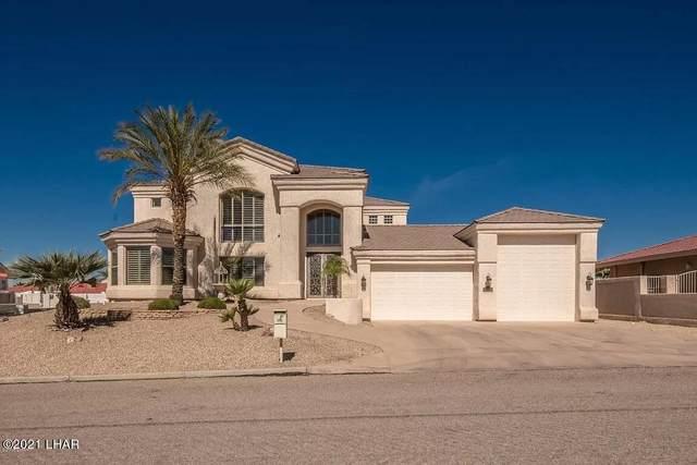 2143 Burke Dr, Lake Havasu City, AZ 86406 (MLS #1018711) :: Lake Havasu City Properties