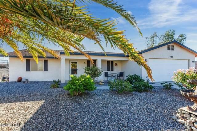 4220 Comstock Dr, Lake Havasu City, AZ 86406 (MLS #1018713) :: Lake Havasu City Properties