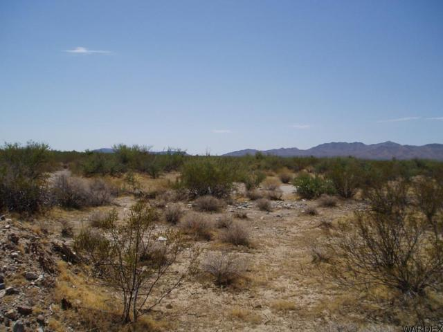 UNK S Trigger Rd @ Cholla W Rd, Yucca, AZ 86438 (MLS #928553) :: The Lander Team