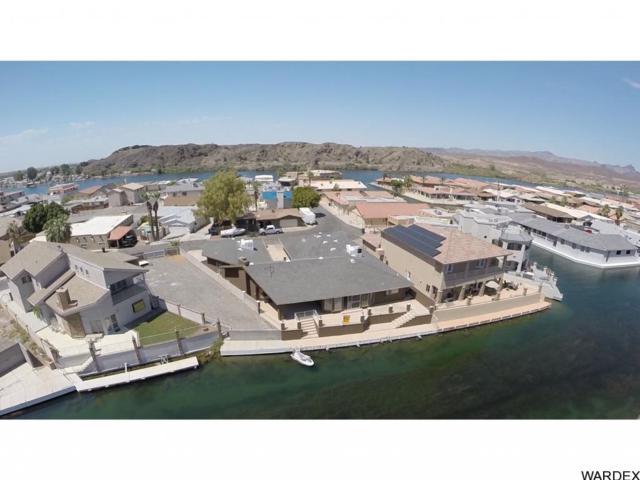 9011 Lakeview Dr, Parker, AZ 85344 (MLS #933630) :: The Lander Team