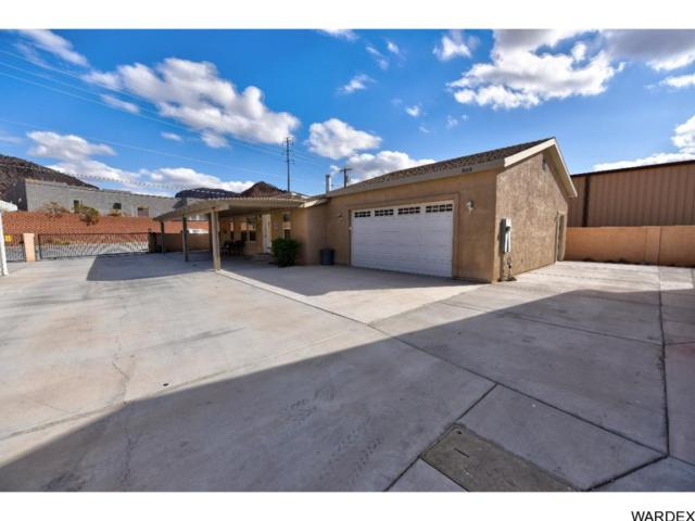 3058 N Parker Dam Rd, Parker, AZ 85344 (MLS #934336) :: The Lander Team