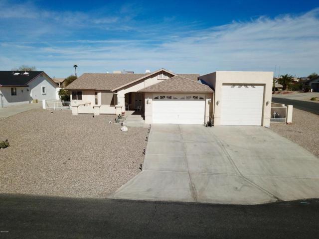 3395 Poppy Trail Dr, Lake Havasu City, AZ 86406 (MLS #1000612) :: Lake Havasu City Properties