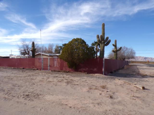 66630 Main St, Salome, AZ 85348 (MLS #1000787) :: The Lander Team