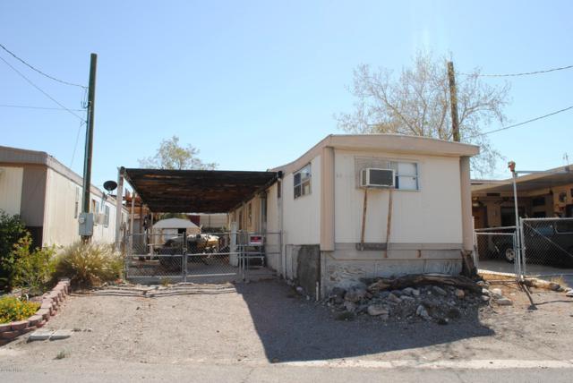 10684 Crystal Canyon, Parker, AZ 85344 (MLS #1001448) :: The Lander Team