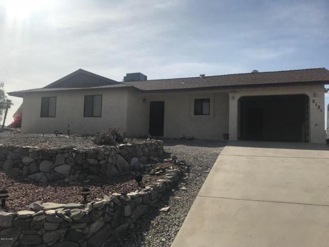 2131 Wallapai Dr, Lake Havasu City, AZ 86403 (MLS #1001484) :: Lake Havasu City Properties