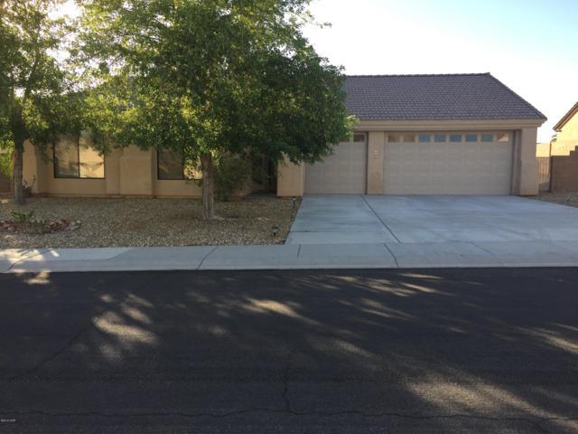 2653 Bella Sera Dr, Bullhead City, AZ 86429 (MLS #1001863) :: The Lander Team