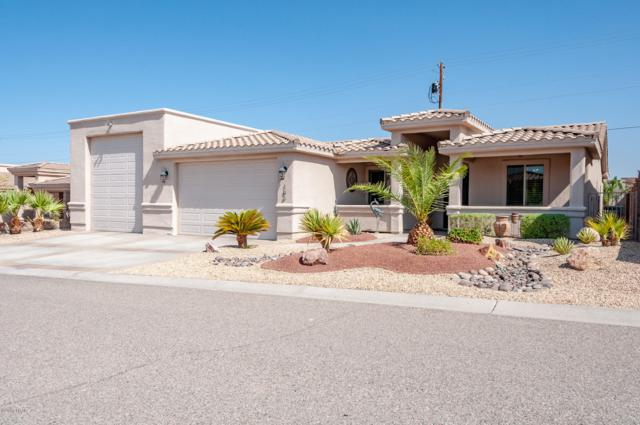 3192 Oro Grande Blvd #106 -Lakeside, Lake Havasu City, AZ 86406 (MLS #1002544) :: The Lander Team