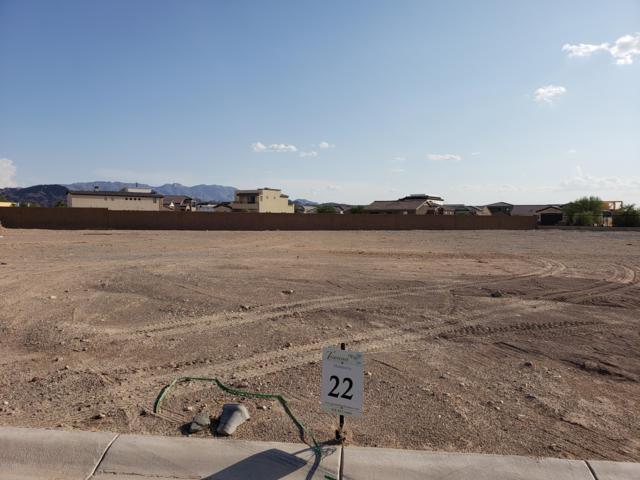 936 Isola Cirella Loop, Lake Havasu City, AZ 86403 (MLS #1002695) :: The Lander Team